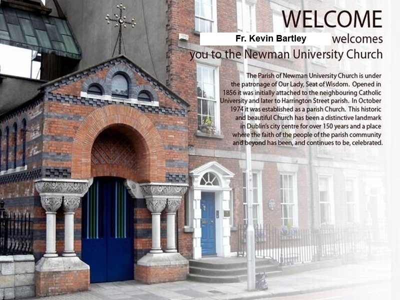 university church welcome